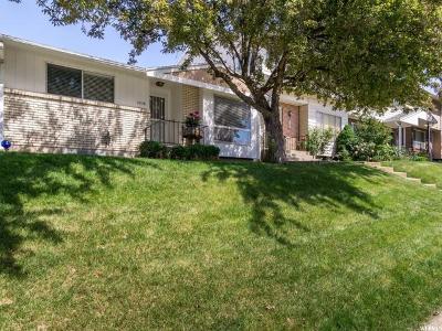 Weber County Condo For Sale: 4038 S 895 E