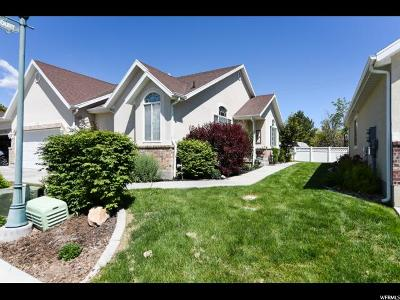 Grantsville Condo For Sale: 235 E Country Haven Ln #8
