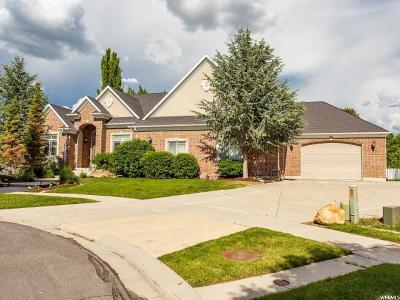 Draper Single Family Home Backup: 444 E Morning Ridge Cir S
