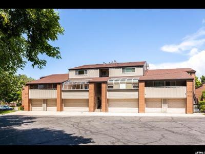 Sugar House Condo For Sale: 1141 E Brickyard Rd #1305