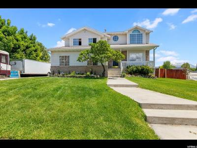 American Fork UT Single Family Home For Sale: $515,000