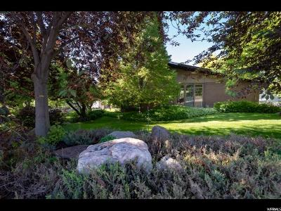 Clinton Single Family Home Under Contract: 1162 W 1800 N