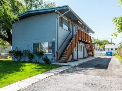 Salt Lake City Multi Family Home For Sale: 238 E Vidas Ave Ave S