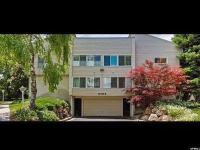 Sugar House Condo Under Contract: 2556 S Elizabeth St E #7