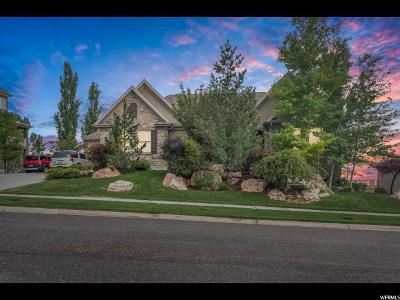Bountiful Single Family Home For Sale: 4528 Oxford Way