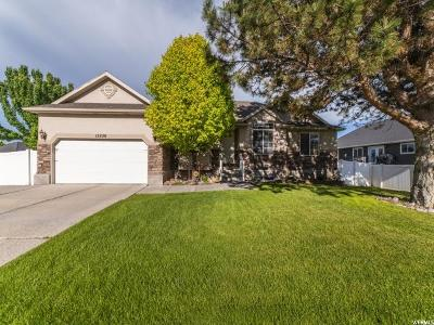 Riverton Single Family Home For Sale: 13229 S 2600 W