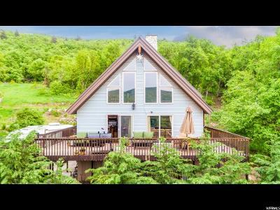 Preston Single Family Home For Sale: 1600 N Litz Rd