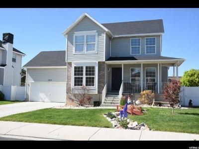 Draper Single Family Home Under Contract: 235 E Rawlins Ln