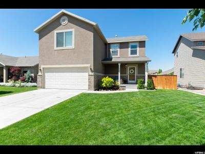 Spanish Fork Single Family Home Under Contract: 1176 S 1920 E