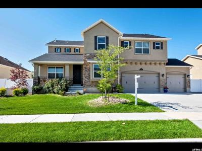 Riverton Single Family Home For Sale: 1883 W Bamberger Dr
