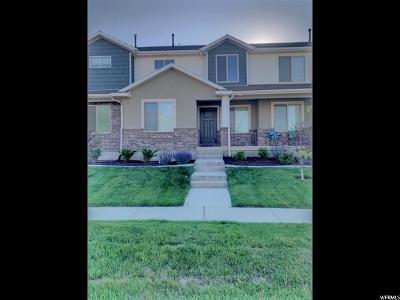 Santaquin Townhouse Under Contract: 995 Apple Seed Ln