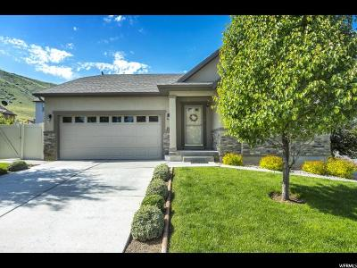 Payson Single Family Home Under Contract: 267 W 1690 S