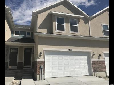 Herriman Townhouse For Sale: 5208 W Shady Parr Ln