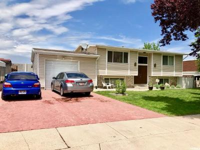 West Jordan Single Family Home For Sale: 3650 W 7825 S