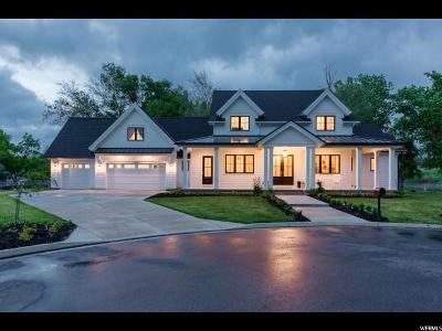 Draper Single Family Home Under Contract: 12926 S Salz Way