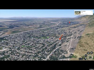 Davis County Residential Lots & Land For Sale: 392 E Ford Canyon Dr N