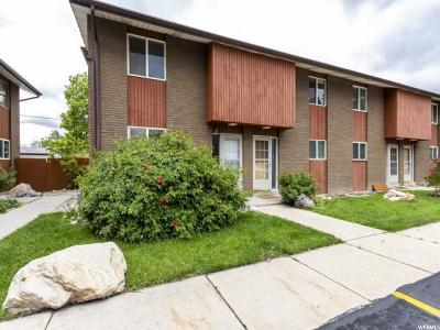 Holladay Condo For Sale: 3944 S 2300 E #4