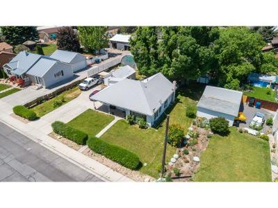 Payson Single Family Home Under Contract: 245 N 200 W