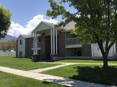 Tooele County Condo Under Contract: 107 W 600 N #204