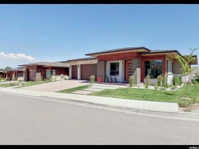 Draper Single Family Home For Sale: 1263 E Corner View Ct S #3