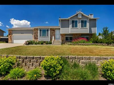 West Jordan Single Family Home Under Contract: 5126 W Gaskill Way S