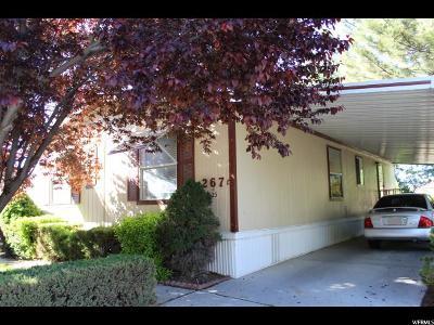 Sandy Single Family Home Under Contract: 267 E Jordan View Dr #125
