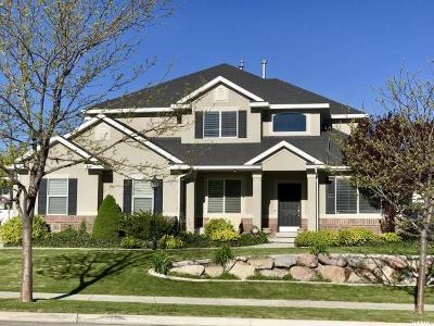 Riverton Single Family Home Under Contract: 12026 S Swensen Farm Dr W