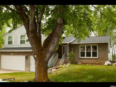 Farmington Single Family Home For Sale: 1012 S 650 W