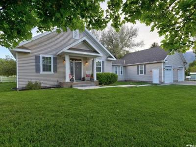 Wasatch County Single Family Home For Sale: 75 W Main Canyon Rd