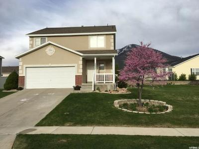 Spanish Fork Single Family Home For Sale: 1721 S 2900 E