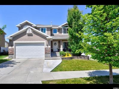 West Jordan Single Family Home Under Contract: 7014 W Knowley