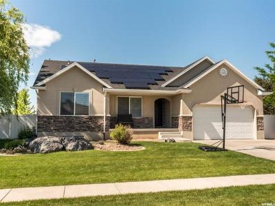 West Point Single Family Home Under Contract: 4922 W 150 N