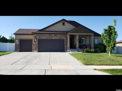West Jordan Single Family Home Under Contract: 6232 W Brush Fork Dr