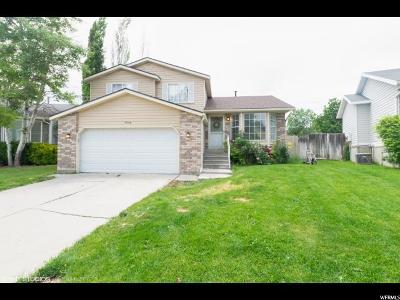 West Jordan Single Family Home For Sale: 7996 S Palladium Dr W