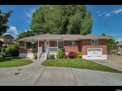 Payson Single Family Home Under Contract: 370 S 400 W