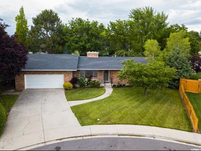 Provo Single Family Home Under Contract: 1847 N 2000 W