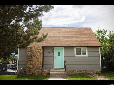 Emery County Single Family Home Under Contract: 185 N 800 W