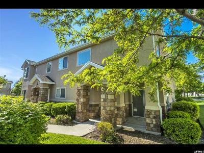 West Jordan Townhouse For Sale: 7142 S Kristilyn Ln W