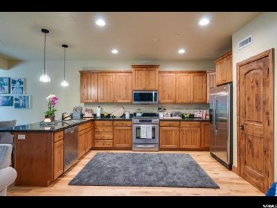 Wasatch County Townhouse For Sale: 1115 N 455 W #4