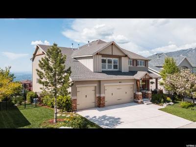 Draper Single Family Home For Sale: 1845 E Aspen Leaf Pl S