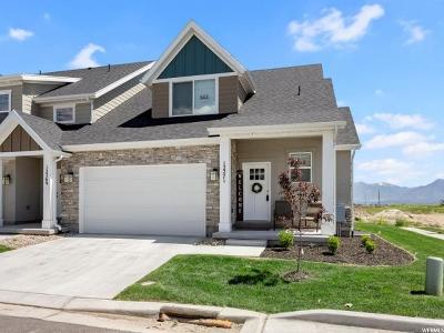Herriman Townhouse For Sale: 12271 S Dale Mabry Ln