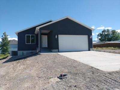 Grantsville Single Family Home For Sale: 387 W Durfee