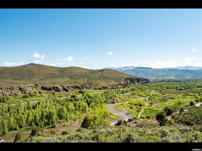 Wasatch County Residential Lots & Land For Sale: 5717 E Rock Chuck Dr