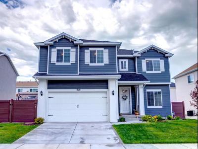 Orem, Lindon, Vineyard Single Family Home For Sale: 299 N 270 E