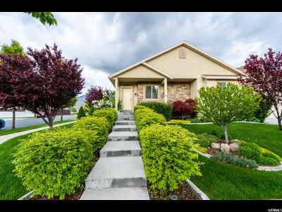 Spanish Fork Single Family Home Under Contract: 1641 S 1960 E