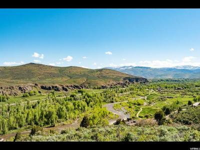 Wasatch County Residential Lots & Land For Sale: 5725 E Rock Chuck Dr