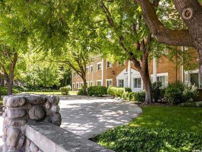 Sugar House Condo For Sale: 2760 S Highland Dr #20