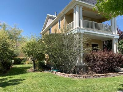 South Jordan Single Family Home For Sale: 11582 S Harvest Crest Way W