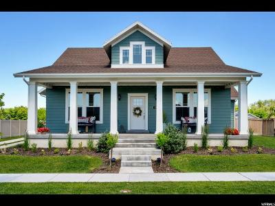 Kaysville Single Family Home Under Contract: 2136 W Richard Rambles Road N #305