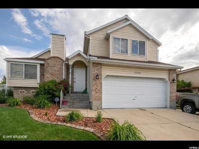 West Jordan Single Family Home Under Contract: 4700 W Odin Ln